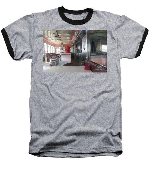 The Diner Baseball T-Shirt