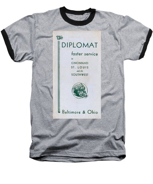 The Diplomat Baseball T-Shirt