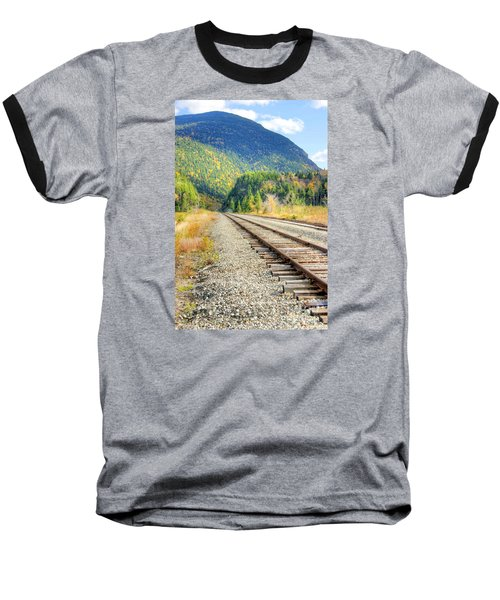 The Disappearing Railroad Baseball T-Shirt