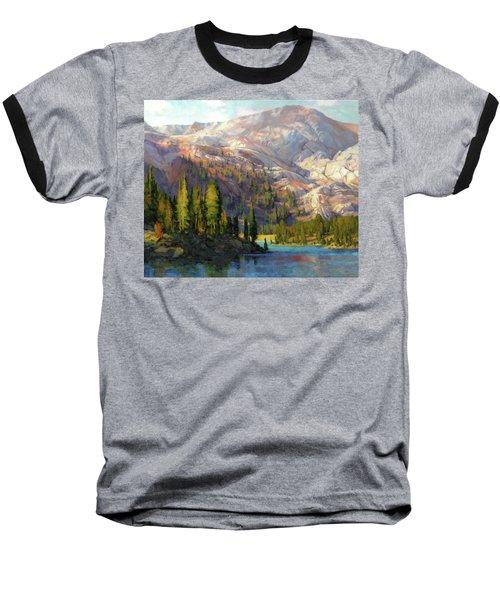The Divide Baseball T-Shirt