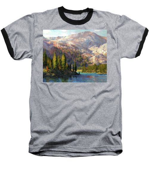 The Divide Baseball T-Shirt