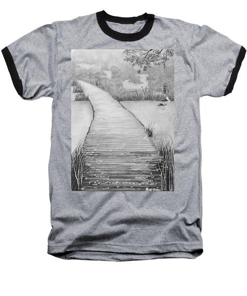 The Divine Path Baseball T-Shirt