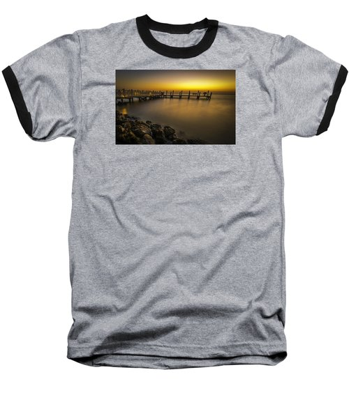 Captiva Sunrise Baseball T-Shirt