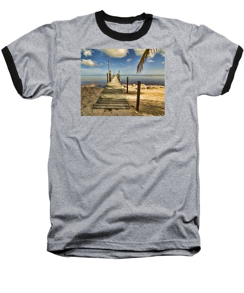 The Dock Baseball T-Shirt by Don Durfee