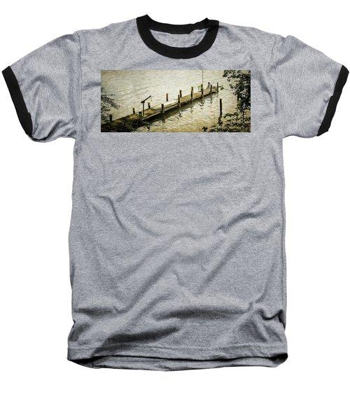 The Dock Baseball T-Shirt