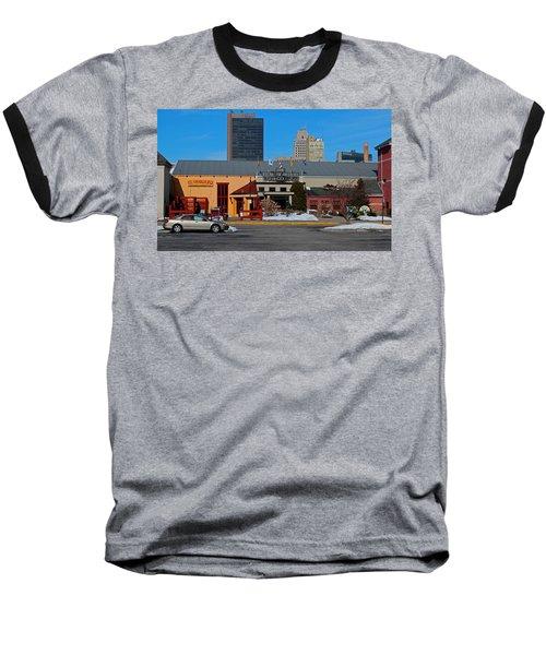 The Docks Baseball T-Shirt