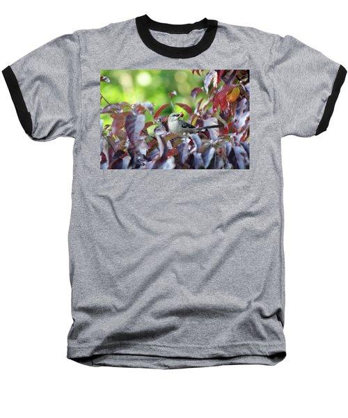 The Dogwood Diner Baseball T-Shirt by Trina Ansel