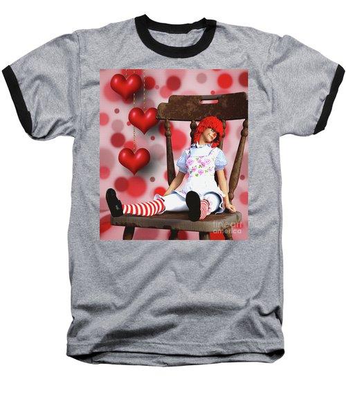 Raggedy Raggedy Baseball T-Shirt