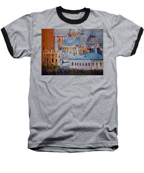 The Domes In Italy Baseball T-Shirt