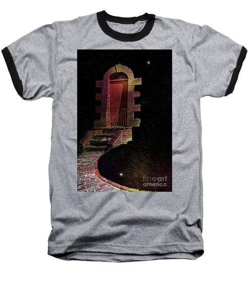 The Door Baseball T-Shirt