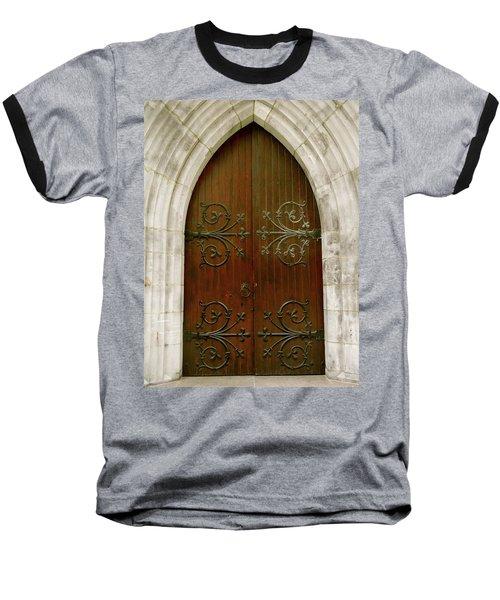 The Door Of Opportunity Baseball T-Shirt