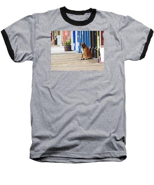 The Doorman Baseball T-Shirt