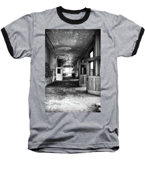 The Doors Are Open Baseball T-Shirt