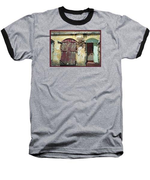 The Doors Of San Juan Baseball T-Shirt