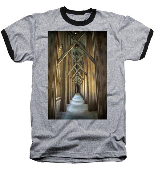 The Doorway Leading To... Baseball T-Shirt