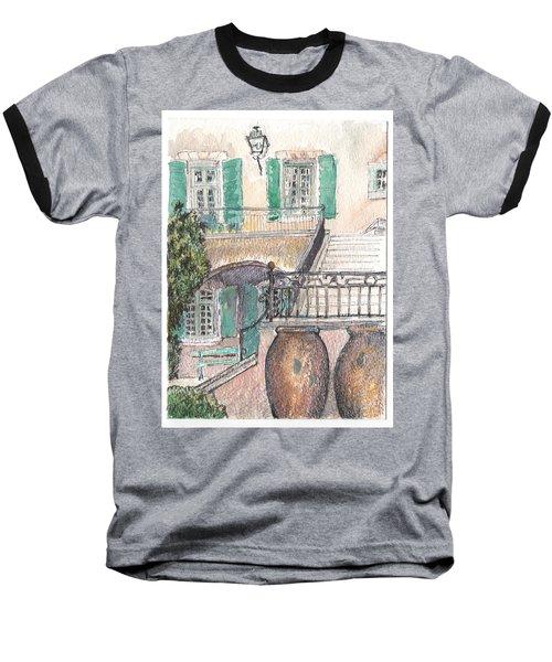 The Dora Maar Residency Baseball T-Shirt