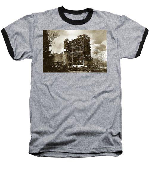 The Dorrance Breaker Wilkes Barre Pa 1983 Baseball T-Shirt