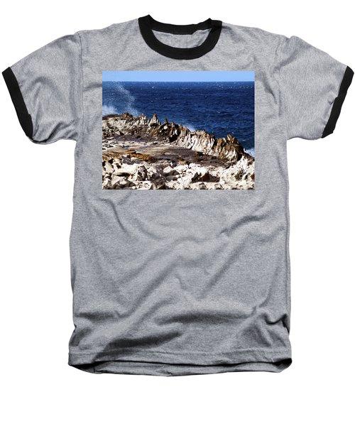 The Dragons Teeth II Baseball T-Shirt