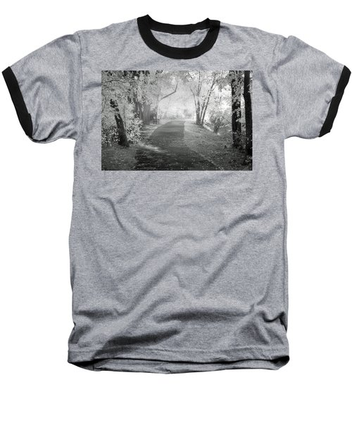 Baseball T-Shirt featuring the photograph The Dreams Of October by Tara Turner