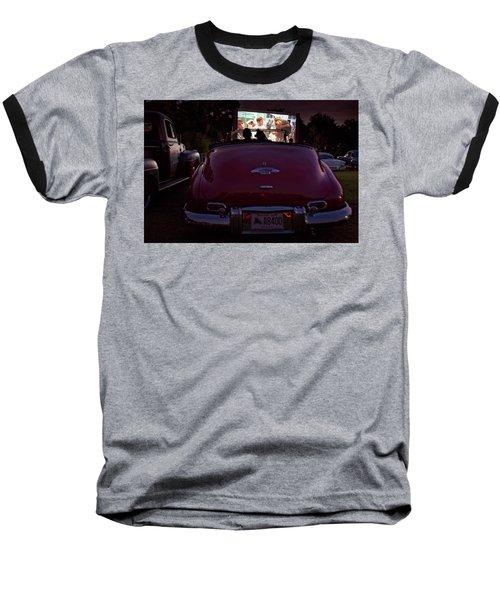 The Drive- In Baseball T-Shirt