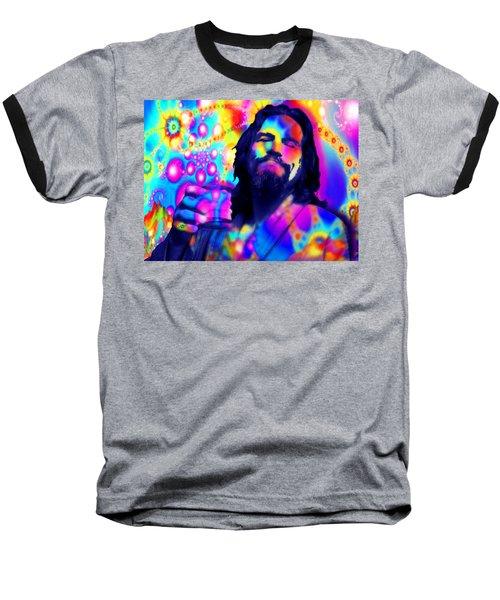 The Dude The Big Lebowski Jeff Bridges Baseball T-Shirt
