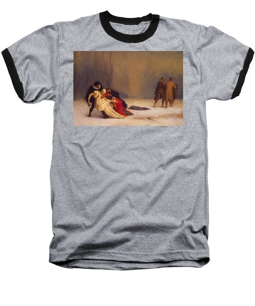 The Duel After The Masquerade Baseball T-Shirt