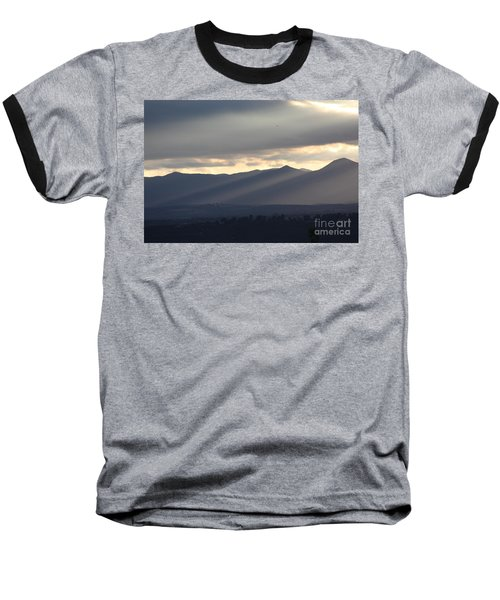 Baseball T-Shirt featuring the photograph The Dying Of The Day by Brian Boyle