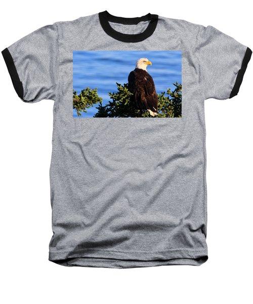 The Eagle Has Landed Baseball T-Shirt