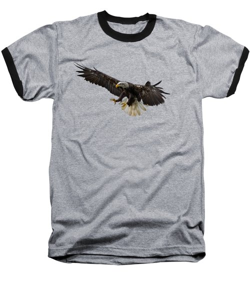 The Eagle Baseball T-Shirt by Scott Carruthers