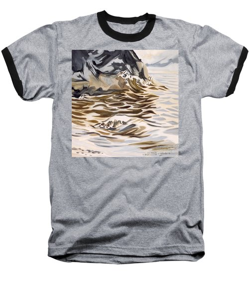 The Eagles Nest At Gower Point Baseball T-Shirt