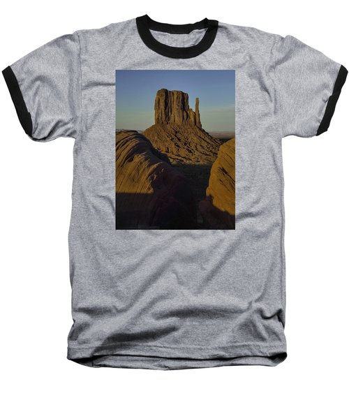 Baseball T-Shirt featuring the photograph The Earth Says Hello by Rob Wilson