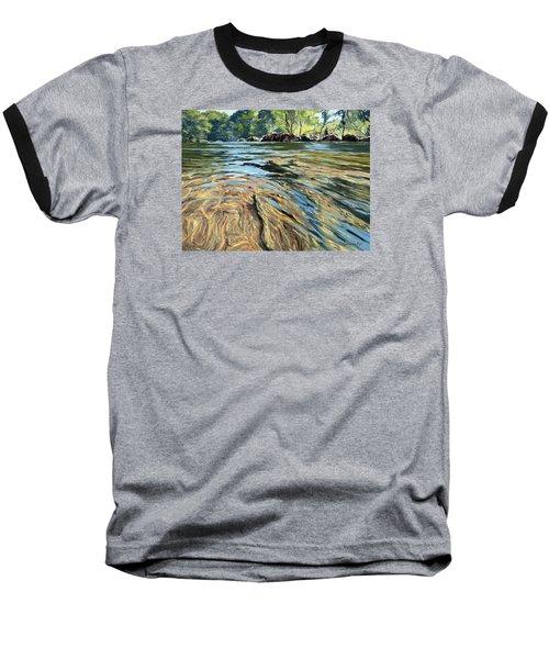The East Dart River Dartmoor Baseball T-Shirt