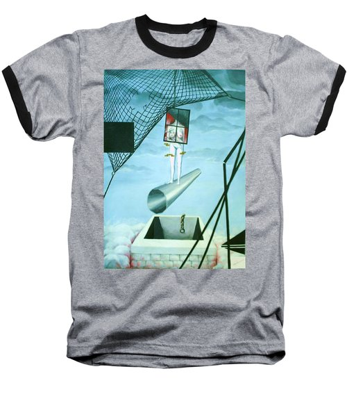 The Edge Baseball T-Shirt