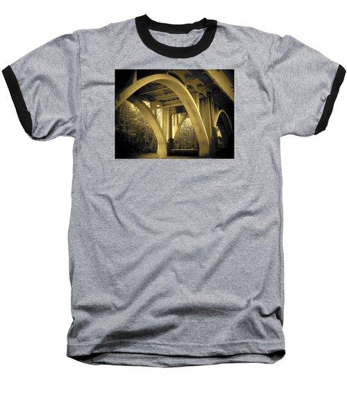The Edmund Pettus Bridge I Baseball T-Shirt