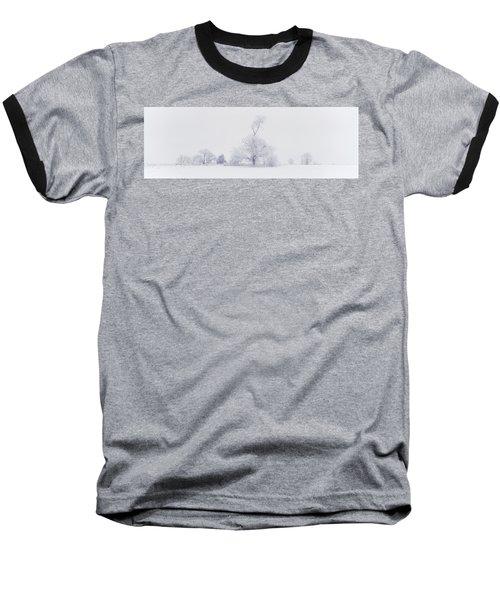 The Eldar Tree Baseball T-Shirt by Dustin LeFevre