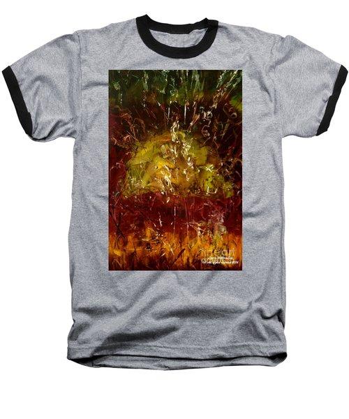 The Elements Earth #4 Baseball T-Shirt