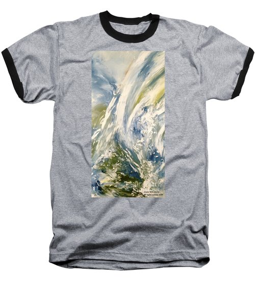 The Elements Water #1 Baseball T-Shirt