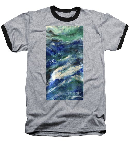 The Elements Water #4 Baseball T-Shirt