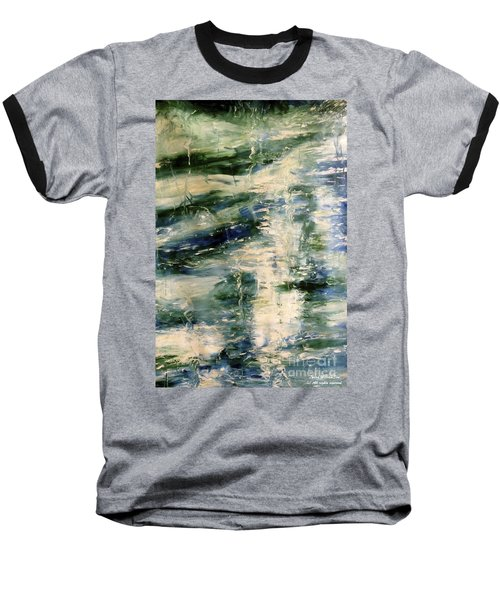 The Elements Water #5 Baseball T-Shirt