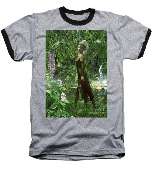 The Elven Realm Baseball T-Shirt