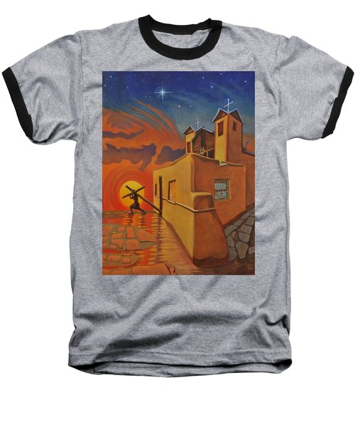 The Emancipation Of Christ Baseball T-Shirt