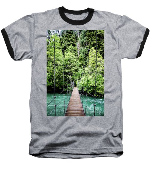 The Emerald Crossing Baseball T-Shirt