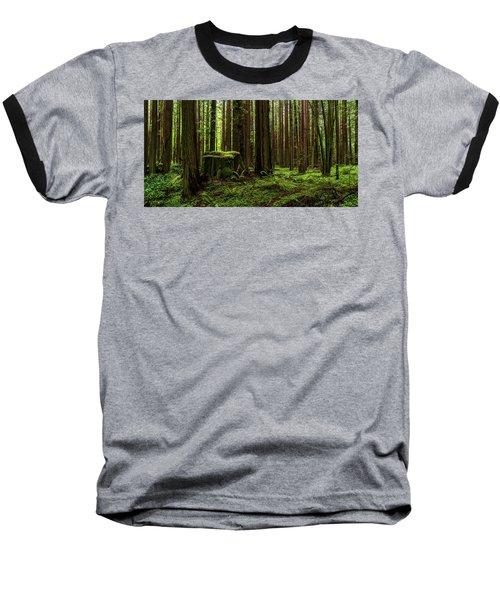 The Emerald Forest Baseball T-Shirt