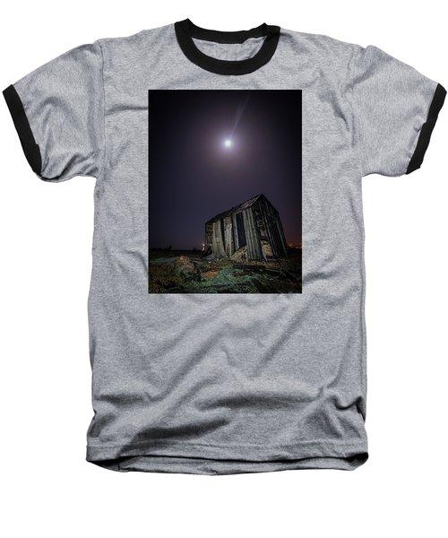 The End Is Nigh Baseball T-Shirt