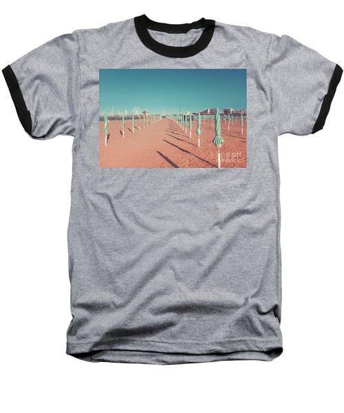 The End Of Summer Season  Baseball T-Shirt