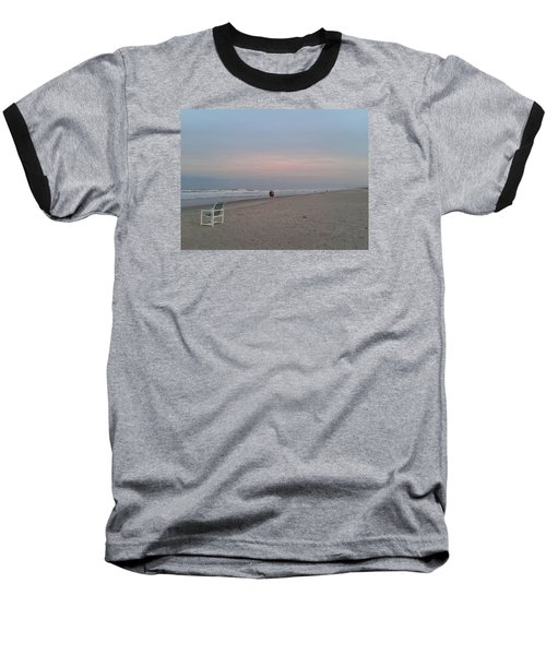 The End Of The Day Baseball T-Shirt