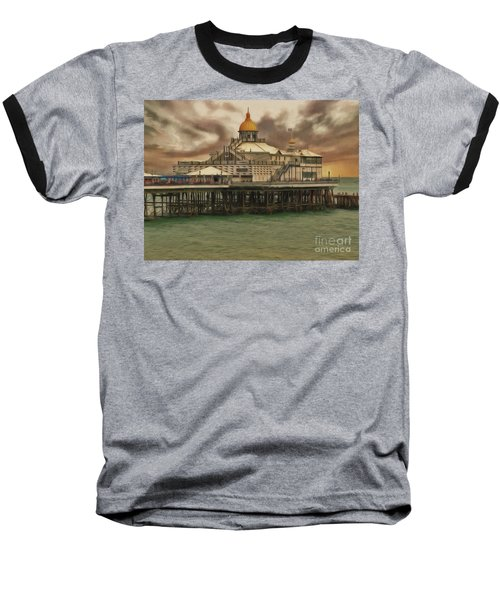 The End Of The Pier Show Baseball T-Shirt