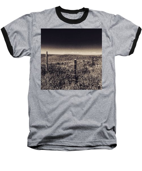 The End Of The Range Baseball T-Shirt