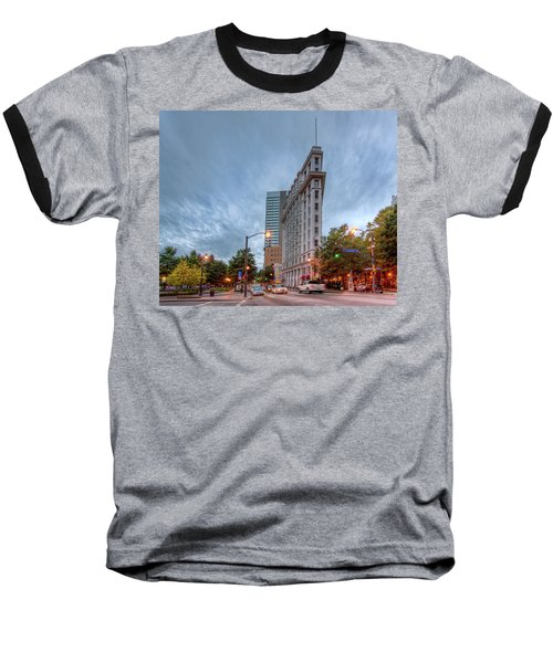 The English--american Building. Atlanta Baseball T-Shirt