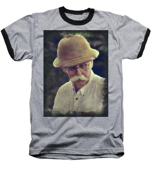 The English Gentleman Baseball T-Shirt